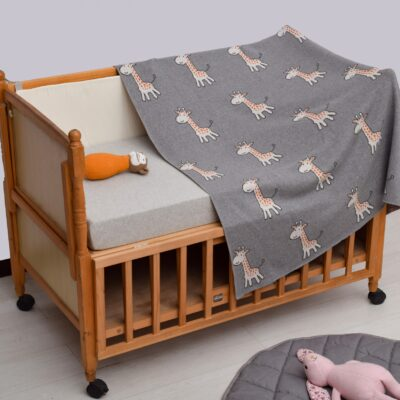 Κουβερτάκι Μωρού με Θέμα Καμηλοπάρδαλη