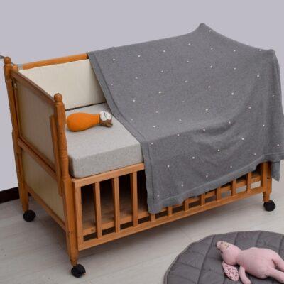 Κουβερτάκι Μωρού με Θέμα Dots