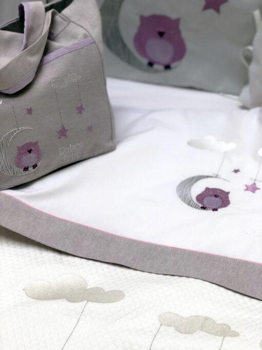 Raison D'être Babygiftartiklar - drömmande uggla