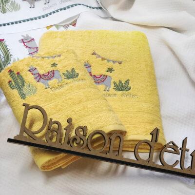 Предметы приданого для новорожденных Raison D'étre - Hello Lama