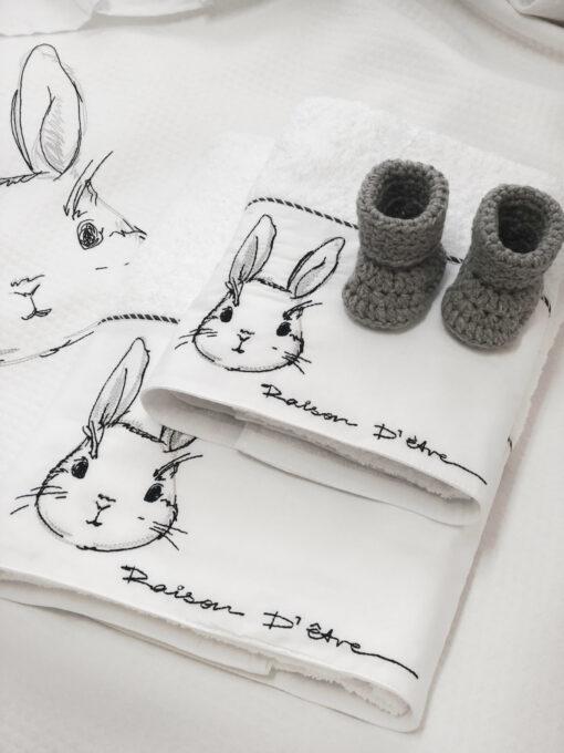 Είδη προίκας μωρού Raison D'être - Rabbit de Niro