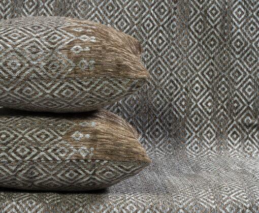 Ριχτάρια σετ 2τμχ Art 8343 (180×250 + 180×300) Χρυσαφί