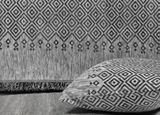 Ριχτάρια σετ 3τμχ Art 8344 (180×170 + 180×250 + 180×300) Γκρι