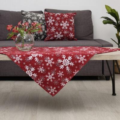Χριστουγενιάτικα είδη διακόσμησης CHENILLE RED