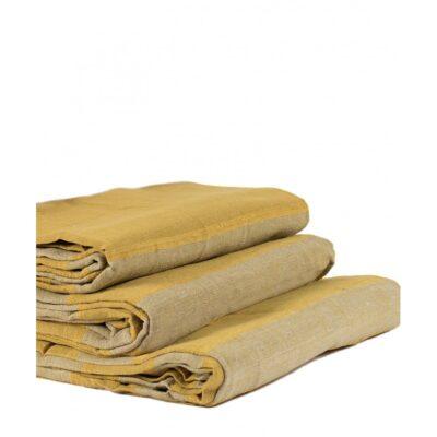 Ριχτάρια Σετ 3 Τεμαχίων (150 x 180, 170 x 230, 170 x 270) Κίτρινο