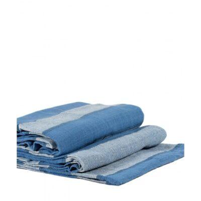 Ριχτάρια Σετ 3 Τεμαχίων (150 x 180, 170 x 230, 170 x 270) Μπλε