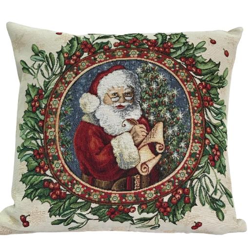 Χριστουγεννιάτικο Διακοσμητικό Μαξιλαράκι Κωδ. 8927