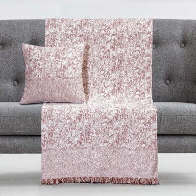 Ριχτάρια σετ 3τμχ Art 8428 (180×170 + 180×250 + 180×300) Ρόζ