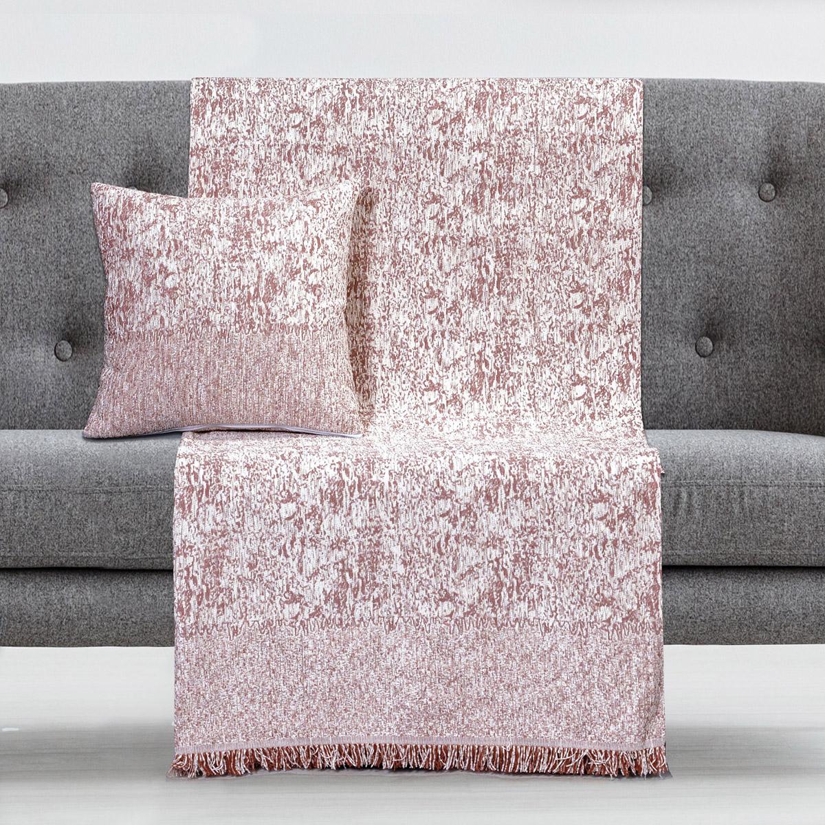 Ριχτάρια σετ 2τμχ Art 8428 (180×250 + 180×300) Ρόζ